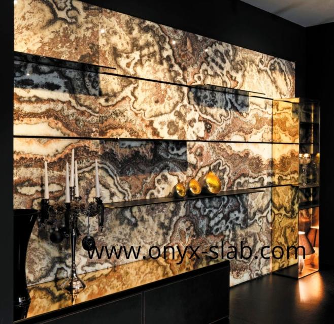 onyx wall